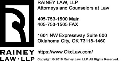Rainey Law, LLP